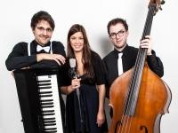 The Fyvels Trio mit Klavier und Kontrabass