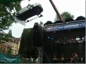 Die Kunzmann-Cena-Bühne